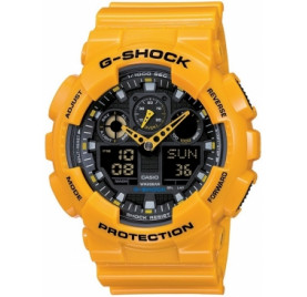 Casio G-Shock GA-100A-9A-14649