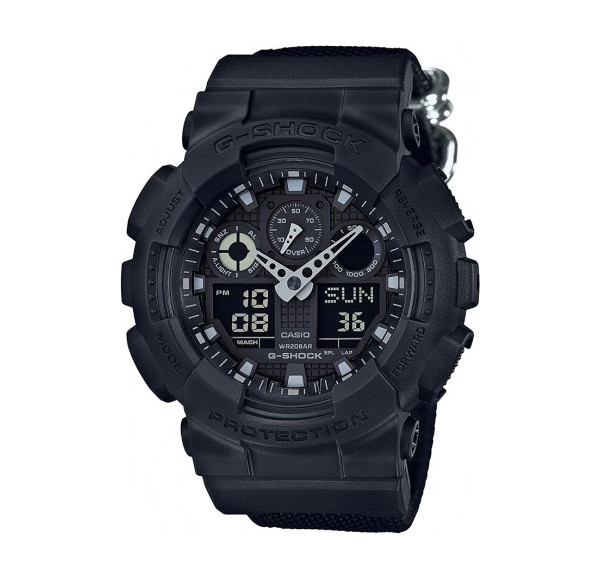 Casio G-Shock GA-100BBN-1A-14677