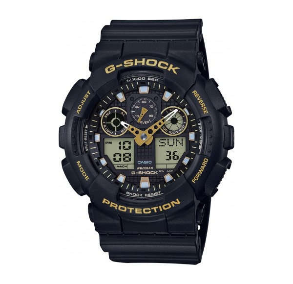 Casio G-Shock GA-100GBX-1A9-14684