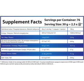 HS LABS - WHEY-14776