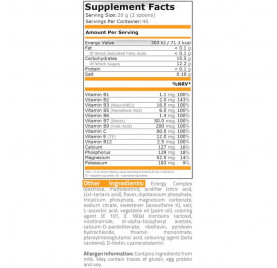 Pure Nutrition - ISO-15695