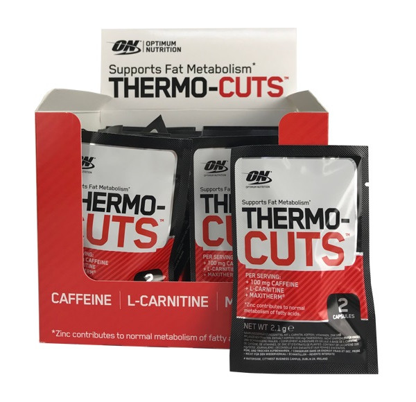 Optimum Nutrition - ThermoCuts-16143