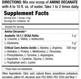 MuscleMeds - Amino Decanate-21971