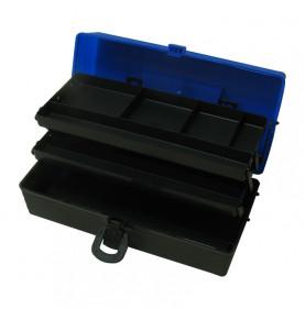 Куфарче 2 нива синьо-35018