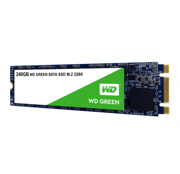 Western Digital Green 240GB M.2-8705