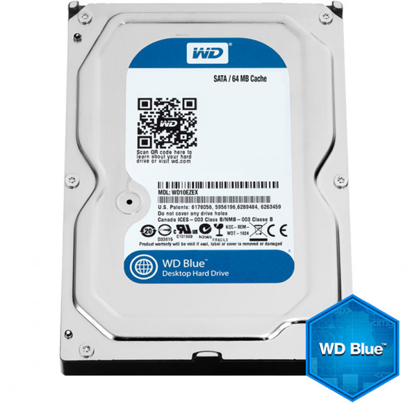 HDD 4TB WD Blue-8912