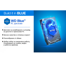 HDD 4TB WD Blue-8913