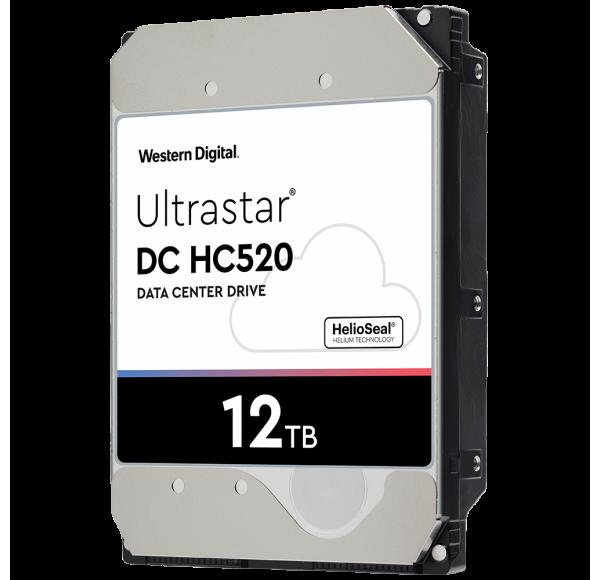 HDD 12TB WD Ultrastar-8939